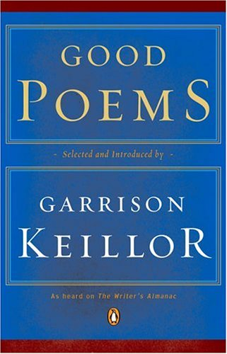 Good Poems, Garrison Keillor