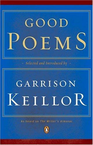 Good Poems, Garrison Keillor