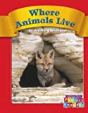 img - for Where Animals Live (Compass Point Phonics Readers) book / textbook / text book