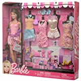 Barbie- Fashion Doll With Fashion Set