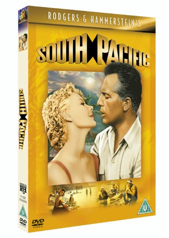 South Pacific [DVD] [1958]