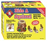 Kyjen PP01056 Hide-A-Squirrel Puzzle  Pet Toy