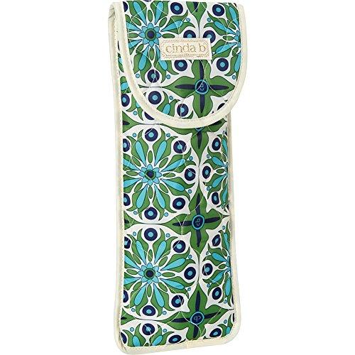 cinda-b-curling-iron-flat-iron-cover-verde-bonita-one-size