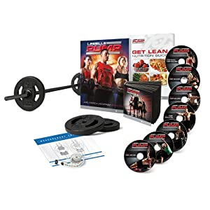 Les Mills PUMP Workout - Workout 3 Times a Week from Beachbody Inc.,