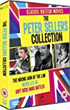 The Peter Sellers Collection [DVD] [1960]