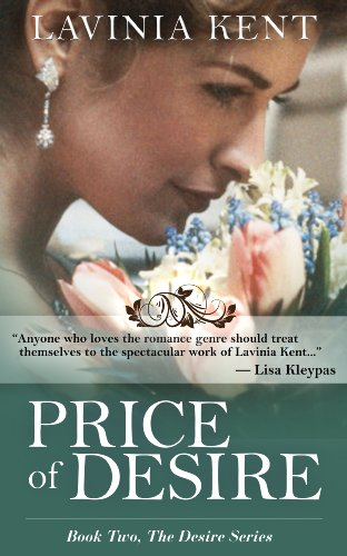 Price of Desire (The Desire Series) by Lavinia Kent