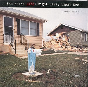 Van Halen - Live_ Right Here, Right Now - Zortam Music