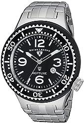 Swiss Legend Men's 21819P-11 Neptune Force Stainless Steel Watch