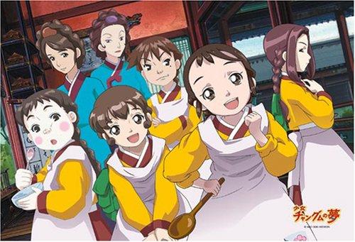 108ピース 少女チャングムの夢 幸せの料理 108-L132