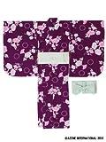 50浴衣set~朝顔の夢~紫
