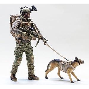 エリートフォース SEAL TEAM SIX アメリカ海軍対テロ特殊部隊 DEVGRU (1/6スケール アクションフィギュア)