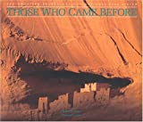 Those Who Came Before: Southwestern Archaeology in the National Park System