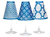 Happy Hour di Potter Glass Shade, Barcelona, Blue