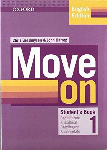 Move on 1: Student's Book and Oral Skills Companion