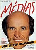 MEDIAS  du 01/12/1980