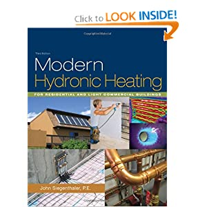 Modern Hydronic Heating: For Residential and Light Commercial Buildings ebook downloads