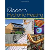 Modern Hydronic Heating: For Residential and Light Commercial Buildingsby John Siegenthaler