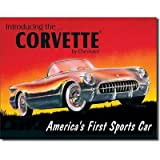53 Corvette by Chevrolet Metal Sign