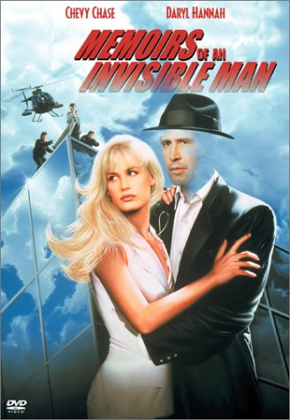 Cover art for  Memoirs of an Invisible Man
