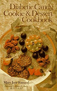Diabetic Candy Cookie Dessert Cookbook by Sterling