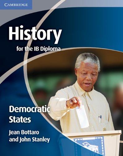 History for the IB Diploma: Democratic States