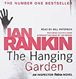 Ian Rankin The Hanging Garden, audio book, abridged