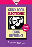 Quick Look Electronic Drug Reference 2010 (1608316742) by Leonard L. Lance