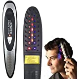 Flipco Power Grow Laser Comb Kit Regrow Hair Loss Therapy Cure Promotes The Appearance Of New Hair With Manicure...