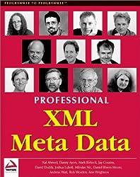 Professional Xml Meta Data (Programmer to programmer)