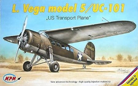 Maquette Lockheed Vega 5/UC-101