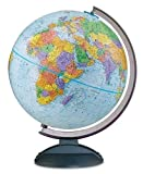 Replogle Globes Traveler Globe, 12-Inch, Blue