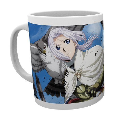 GB Eye Ltd, Legend of Arslan, Hawk, Tazza