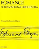 Romance for Bassoon and Orchestra: Arranged by Bassoon and Piano