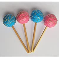 Cake Pops Pink And Blue Set Of 4 Perfect For 18 Inch American Girl Dolls