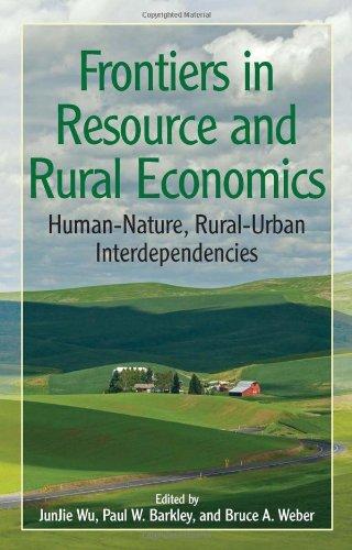 Frontiers in Resource and Rural Economics: