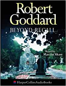 robert goddard ebooks review