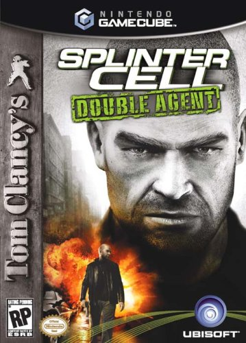 Tom Clancy's Splinter Cell Double Agent - Gamecube