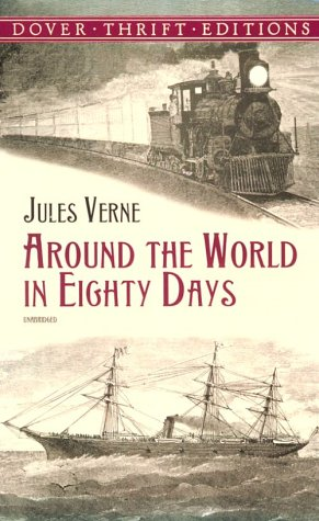 Around the World in Eighty Days (Dover Thrift Editions)