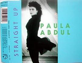 Straight Up Paula Abdul
