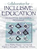 img - for Collaboration for Inclusive Education: Developing Successful Programs book / textbook / text book