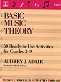Music theory worksheets   Music Theory Worksheets For Making Theory Fun Filled