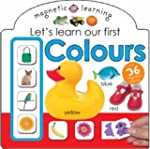 Magnetic Learning - Colours