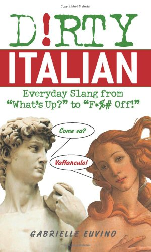 Dirty italian everyday slang