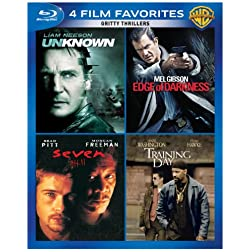 4 Film Favorites: Gritty Thrillers [Blu-ray]