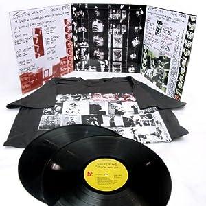 Exile on Main Street Transmission Double Vinyl Box Set mit T-Shirt Größe XL