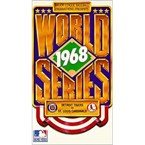 Mlb: 1968 World Series - Detroit Vs St Louis movie