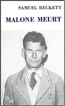 Malone meurt par Beckett