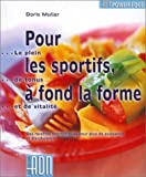 img - for Pour les sportifs,   fond la forme (French Edition) book / textbook / text book