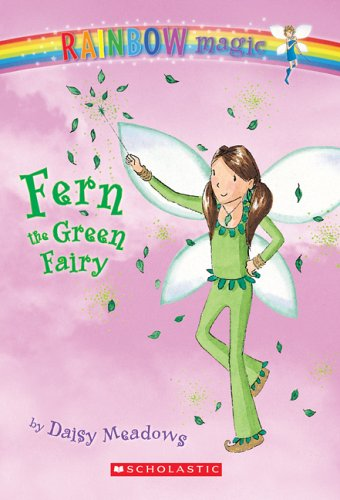 Image for Fern: The Green Fairy (Rainbow Magic: The Rainbow Fairies, No. 4)