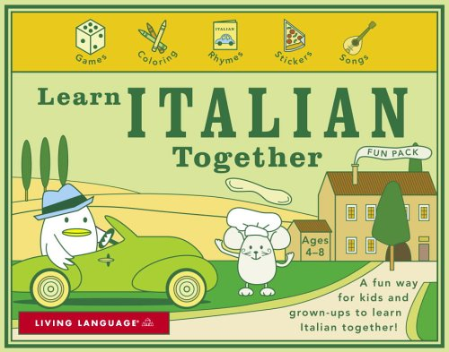 Learn Italian Together (Learn Together) back-220971
